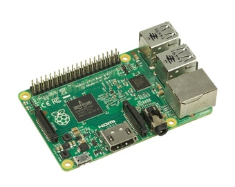 SBC: Raspberry Pi